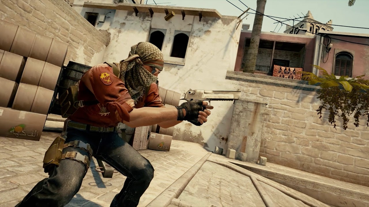 THE PLAY ROLES OF THE CS:GO JOBS