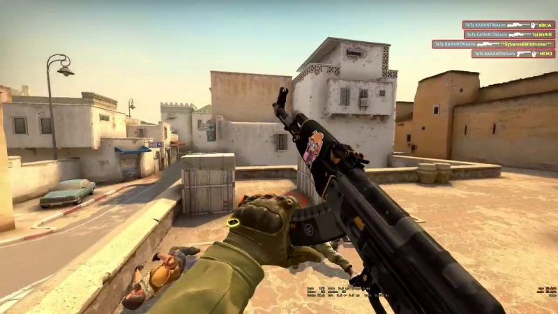 GUIDE TO CS: GO Rank Boost